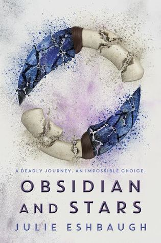 Image result for obsidian and stars by julie eshbaugh