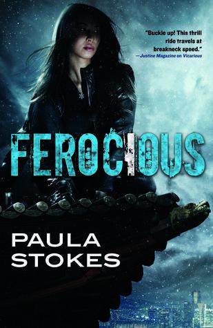 Blog Tour: Ferocious