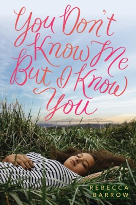 Image result for rebecca barrow you don't know me