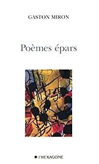 Poèmes épars