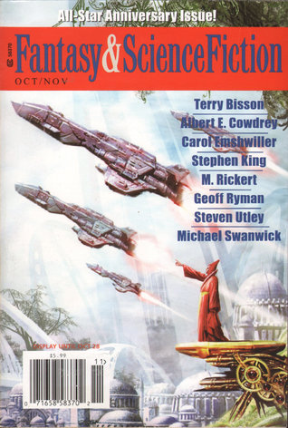 The Magazine of Fantasy & Science Fiction, October/November 2008 (The Magazine of Fantasy & Science Fiction, #677)
