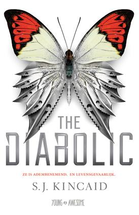 Recensie: The diabolic van S.J. Kincaid
