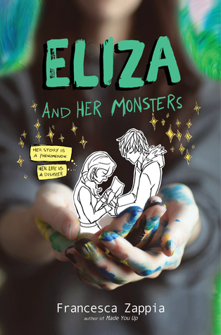 Recensie: Eliza and her monsters van Francesca Zappia