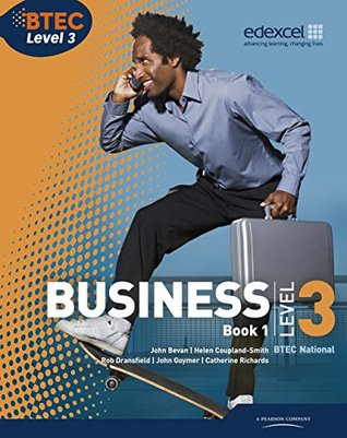 BTEC Level 3 National Business Student Book 1 (Level 3 BTEC National Business)