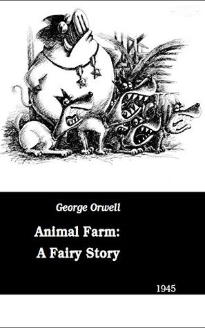 Animal Farm(Translation: Chinese): A Fairy Story