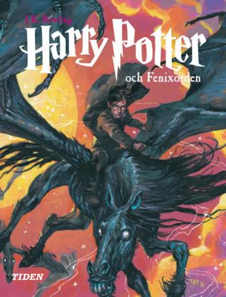 Harry Potter och Fenixorden (Harry Potter, #5)