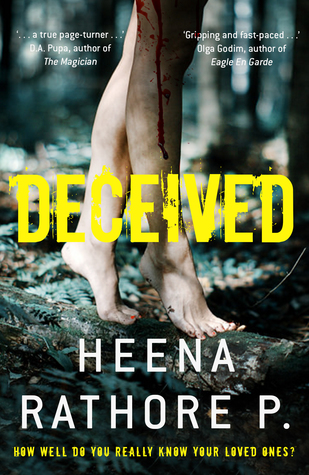 Image result for deceived by Heena rathore