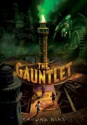The Gauntlet Book by Karuna Riazi