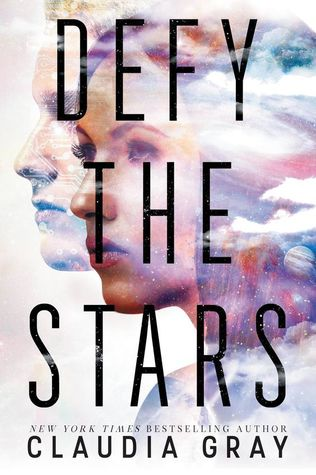 Image result for defy the stars claudia gray