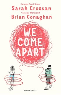Image result for sarah crossan we come apart