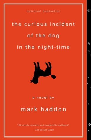 Image result for the curious incident of the dog in the nighttime book