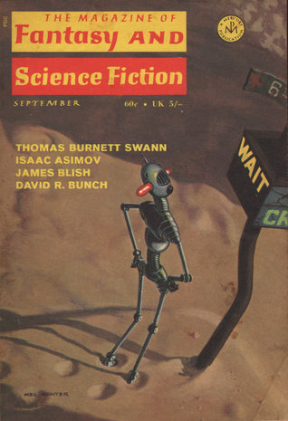 The Magazine of Fantasy and Science Fiction, September 1970 (The Magazine of Fantasy & Science Fiction, #232)