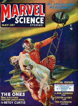 Marvel Science Stories May 1951