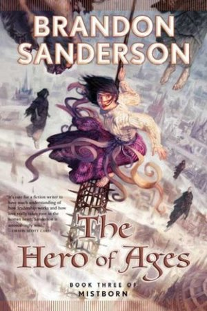 The Hero of Ages (Mistborn, #3) pdf books