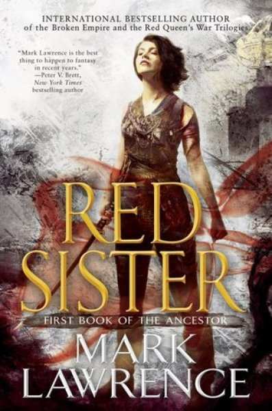 Red Sister (Book of the Ancestor, #1)-Mark Lawrence