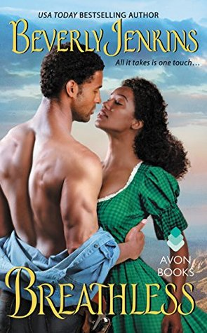 Blog Tour {Author Note + Quote Pic} Breathless by Beverly Jenkins