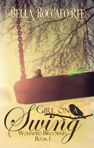 Girl on a Swing by Bella Roccaforte