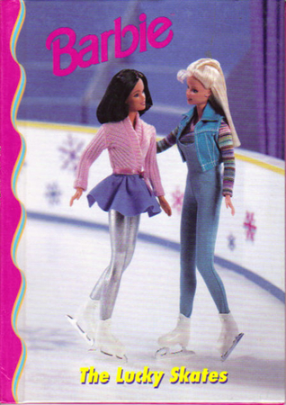 The Lucky Skates (Barbie and Friends Book Club)