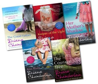 Diane Chamberlain Collection 6 Books Set Keeper of the light, The Courage Tree