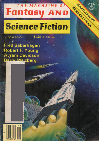 The Magazine of Fantasy and Science Fiction, August 1978 (The Magazine of Fantasy & Science Fiction, #327)