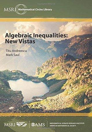 Algebraic Inequalities: New Vistas