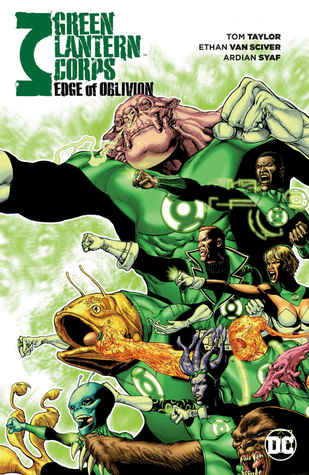 Green Lantern Corps: Edge of Oblivion