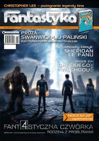 Nowa Fantastyka 395 (8/2015)