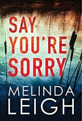 Say You're Sorry (Morgan Dane #1) Book