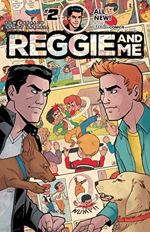 Reggie and Me (2016-) #2 (Reggie and Me (2016-2017))