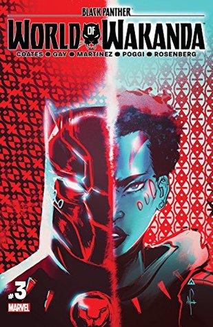 Black Panther: World of Wakanda #3