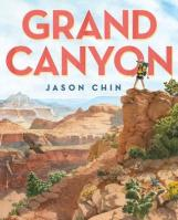 Grand Canyon illustrated and written by Jason Chin
