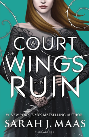 Recensie: A court of wings and ruin van Sarah J. Maas