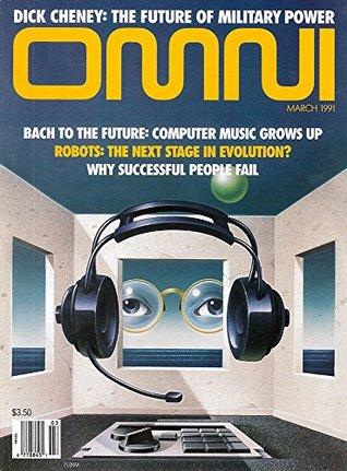 OMNI Magazine March 1991