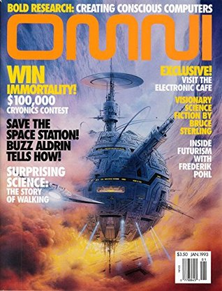 OMNI Magazine January 1993