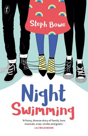 5 Reasons To Read Night Swimming – Author Q&A & Giveaway