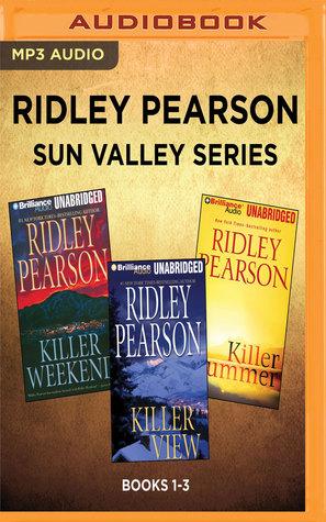 Ridley Pearson - Sun Valley Series: Books 1-3: Killer Weekend, Killer View, Killer Summer