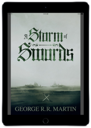 A Storm of Swords Book 3, A Song of Ice and Fire Series Enhanced Editions - Enhanced Edition