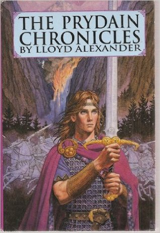 The Prydain Chronicles (The Chronicles of Prydain #1-6)