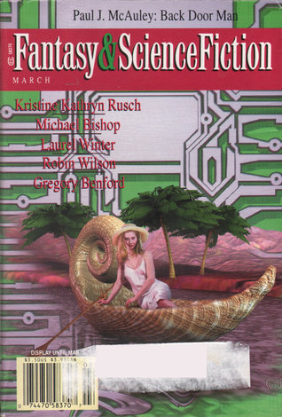 Fantasy & Science Fiction, March 1999 (The Magazine of Fantasy & Science Fiction, #571)