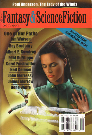 The Magazine of Fantasy & Science Fiction, October/November 2001 (The Magazine of Fantasy & Science Fiction, #600)