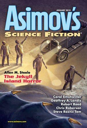 Asimov's Science Fiction, January 2010