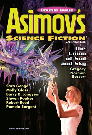 Asimov's Science Fiction, April/May 2010