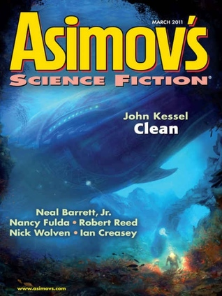 Asimov's Science Fiction, March 2011