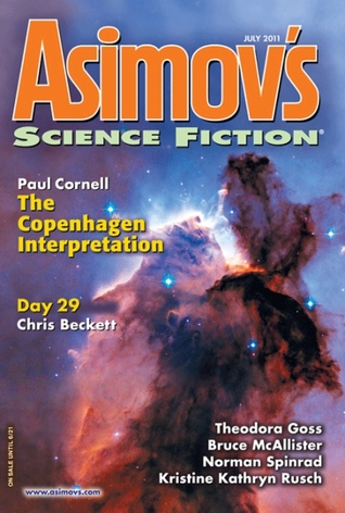 Asimov's Science Fiction, July 2011