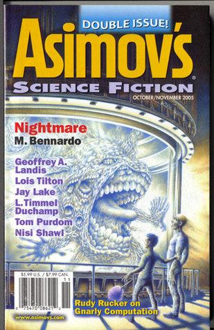 Asimov's Science Fiction, October/November 2005