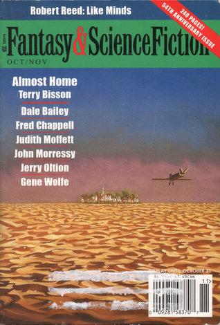 The Magazine of Fantasy & Science Fiction, October/November 2003