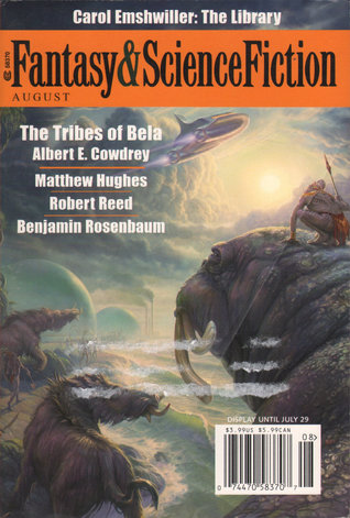 Fantasy & Science Fiction, August 2004 (The Magazine of Fantasy & Science Fiction, #631)