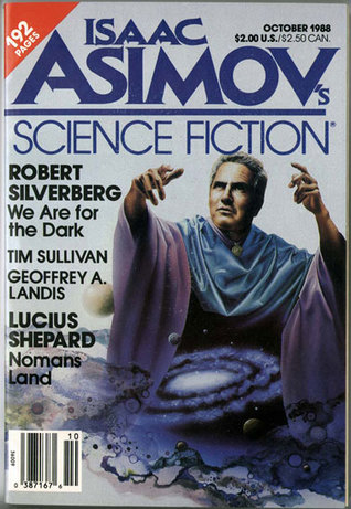 Isaac Asimov's Science Fiction Magazine, October 1988 (Asimov's Science Fiction, #135)