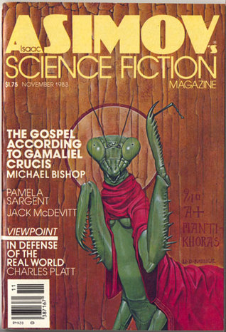 Isaac Asimov's Science Fiction Magazine, November 1983 (Asimov's Science Fiction, #71)