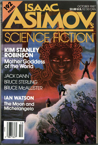 Isaac Asimov's Science Fiction Magazine, October 1987 (Asimov's Science Fiction, #122)